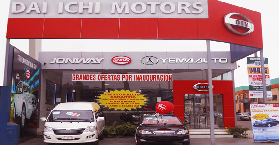 Dai ichi motors for Mercado motors pueblo co